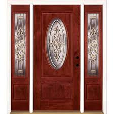 decorative replacement glass for front door front doors exterior doors the home depot