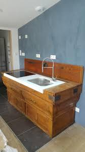 meuble billot cuisine transformation d un meuble de cuisine