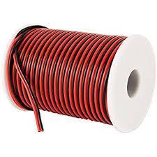 amazon com roadpro u2013 25 u0027 hardwire replacement 2 wire 22 gauge