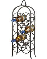 spectacular deal on acacia 8 bottle wine rack threshold