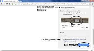 buat akun gmail bahasa indo cara membuat akun gmail blog tutorial