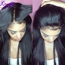 is island medium hair a wig 9a lace front brazilian full lace human hair wigs for black women