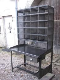 bureau tri postal bureau casier tri postal tolix 105 20 cases 1960 mettetal