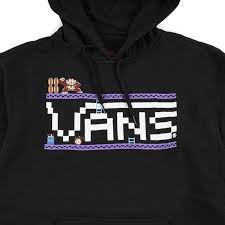 vans nintendo donkey kong hoodie black u20ac 37 50 sweatshirts