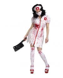 Halloween Nurse Costume Cursed Nurse Nurse Costume Zombie Nurse Costume Horror Shop