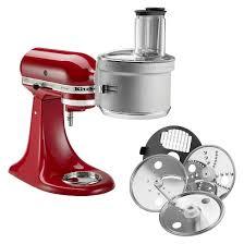 kitchen aid food processor kitchenaid food processor attachment ksm2fpa target