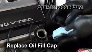 oil u0026 filter change honda accord 1998 2002 1999 honda accord