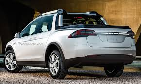 electric pickup truck this tesla pickup truck make any sense