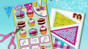 download host a cupcake party downloads activities lego