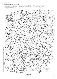 free astronaut maze worksheet 1 space pinterest astronauts