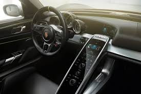 porsche concept interior porsche 918 spyder hybrid has 1 million price tag frankfurt