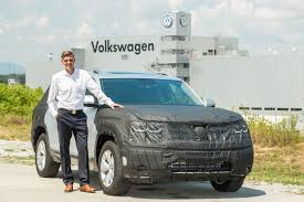 The Midsize Suv Volkswagen Of America Grows Up Vwvortex