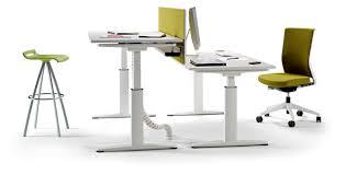 bureau reglable bureau reglable en hauteur mobility actiu equinoxe mobilier