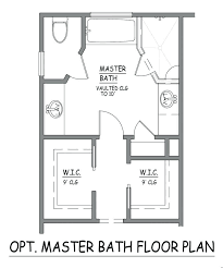 large master bathroom floor plans floor plan for bathroom justbeingmyself me