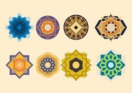 islamic ornament vector free vector stock graphics