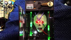 spirit halloween props high voltage from spirit halloween youtube