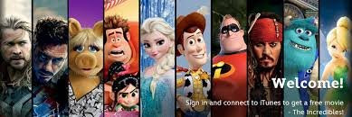 the incredibles free movie download with disney movies anywhere