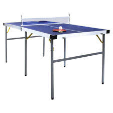 Folding Table Tennis Table Table Tennis Tables U0026 Table Accessories Ebay