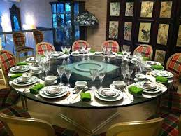 Dining Table Set Up Inspiring Formal Dining Room Table Set Up With Additional