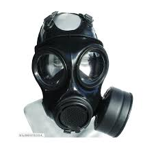 Masker Gas gas masks against toxic gases and particulate