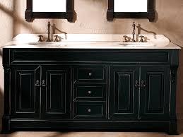 bathroom preferential black bathroom vanity ceramic sink