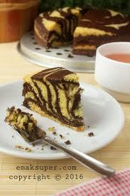 tips membuat bolu zebra resep kue enak cake zebra emaksuper com