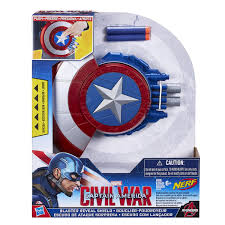 amazon marvel captain america civil war blaster reveal