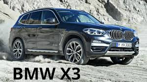 2018 bmw x3 xdrive 30d perfect suv 265 hp youtube