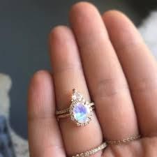 moonstone engagement rings moonstone engagement rings popsugar