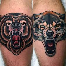 best 25 traditional bear tattoo ideas on pinterest traditional