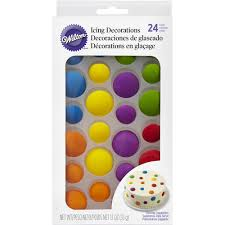 Where To Buy Edible Paper Candy And Icing Decorations Wilton