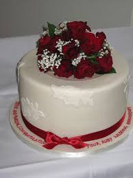ruby wedding anniversary cake ideas 28 images best 20 40th