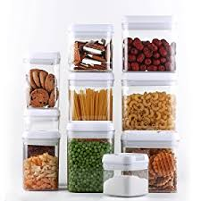 Food Storage Container Sets - amazon com dragonn 10 piece airtight food storage container set