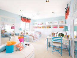 furniture amazing bright kids room paint ideas with large