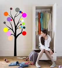 polka dot tree wall decal 44 95 arise decals polka dot tree wall decal arise decals