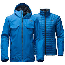 North Face Light Jacket The North Face Initiator Thermoball Triclimate Jacket Evo