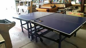 how much is a ping pong table how much is a used ping pong table table designs