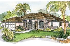 Mediterranean Style House Plans by Mediterranean House Plans Royston 30 398 Associated Designs