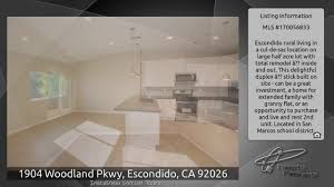 home design for extended family 1904 woodland pkwy escondido ca 92026 youtube