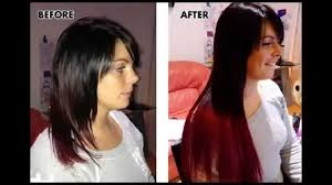 So Cap Hair Extensions Before And After by Clip On Hair Extensions Before And After Pics Then You Can Read A