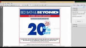 Bed Barh And Beyond Coupons Bed Bath And Beyond Coupon Printable Lemonade Mag Com