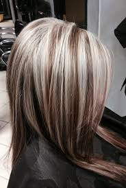 blonde hair with chunky highlights blonde hair with dark highlights ideas we know how to do it