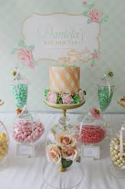 tea party bridal shower event of the week sweet city candy blog