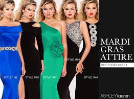 mardi gras formal attire ashleylauren