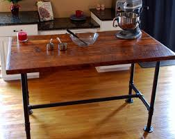 diy kitchen island table industrial kitchen table furniture vintage industrial kitchen