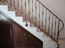 escalier peint 2 couleurs nos créations de rampes d u0027escaliers