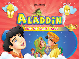 buy pop up fairy tales aladdin at rs 104 00