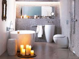 How To Decorate A Mirror How To Decorate A Small Bathroom Square Mirror With Dark Brown