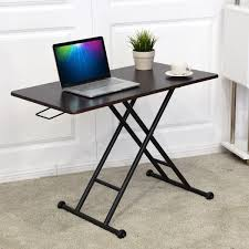Standing Desk Laptop Costway Rakuten Costway Height Adjustable Standing Desk