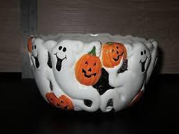 halloween candy dish ceramic what u0027s it worth